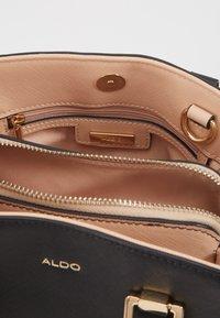 ALDO - PELLITA - Käsilaukku - black - 4