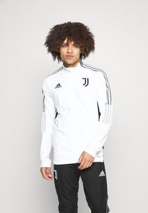 JUVENTUS TURIN SUIT - Klubbkläder - white/black