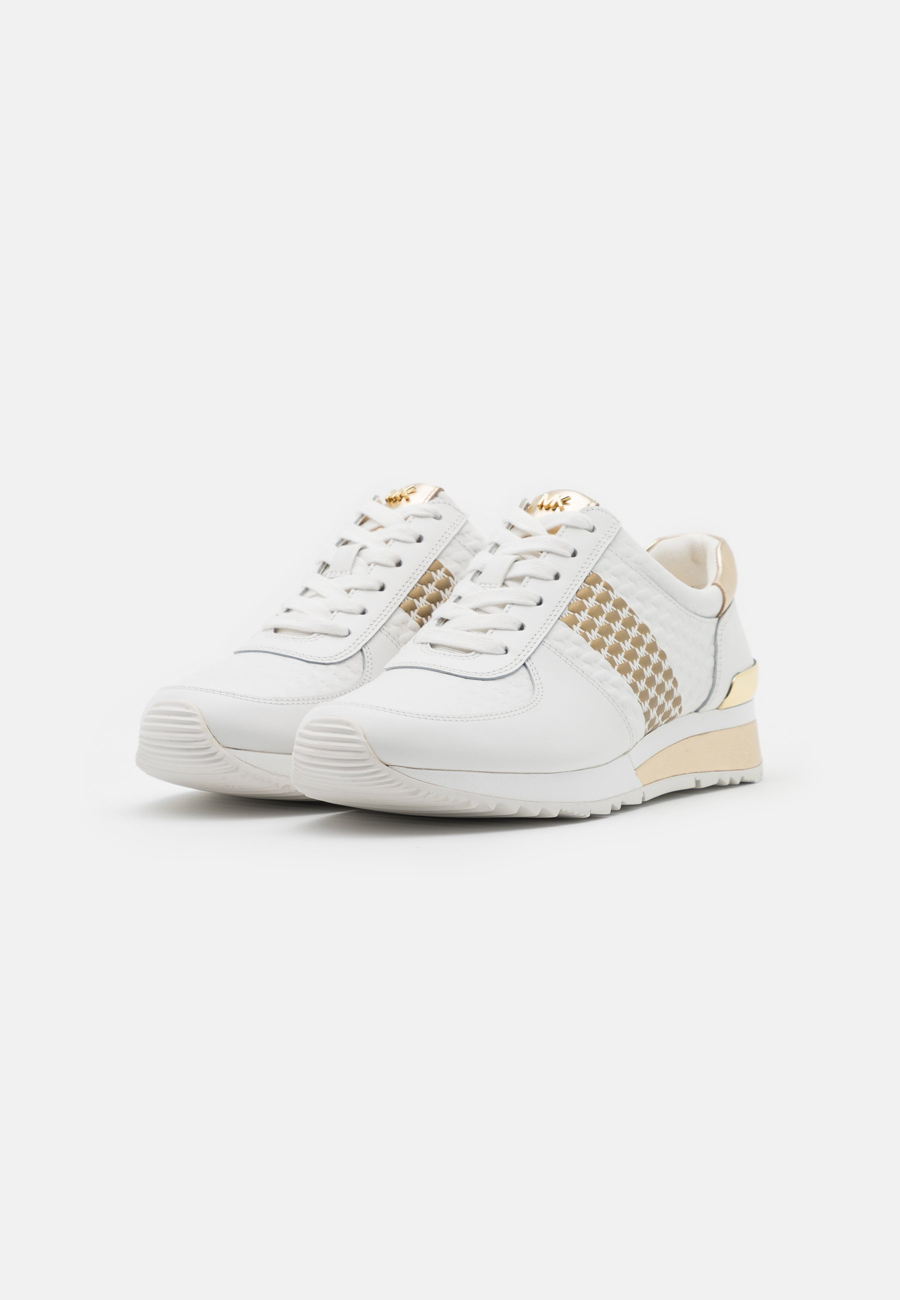 MICHAEL Michael Kors ALLIE WRAP TRAINER Sneaker low optic white/gold/weiß