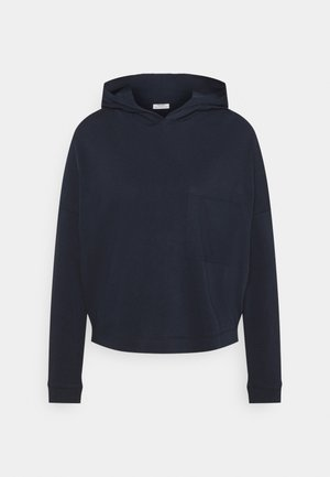 LONGSLEEVE HOODED - Long sleeved top - scandinavian blue