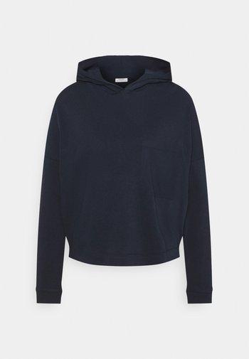 LONGSLEEVE HOODED - Camiseta de manga larga - scandinavian blue
