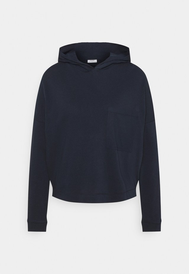 LONGSLEEVE HOODED - T-shirt à manches longues - scandinavian blue