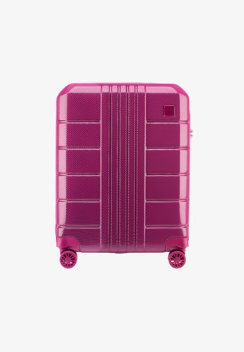 TRAIL STYLE 2 - Wheeled suitcase - pink