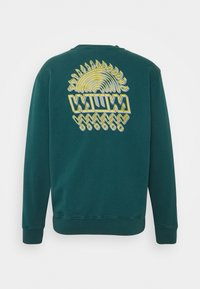 WAWWA - SUNSPOTS UNISEX - Sweatshirt - jungle green - 1