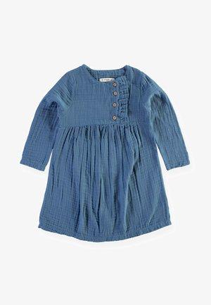 MUSLIN - Day dress - blue