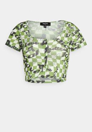 RADICAL LOVE - Print T-shirt - multi