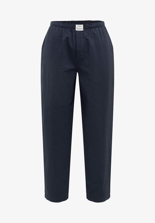 Pyjamabroek - marineblue