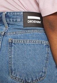 Dr.Denim - SKYE - Jeansshorts - retro sky blue - 5