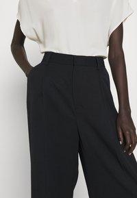 Filippa K - STACEY TROUSER - Trousers - black - 4