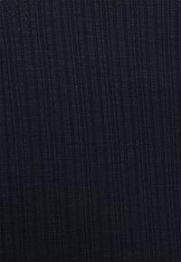 TOM TAILOR DENIM - BALLOON SLEEVE TEE - Basic T-shirt - sky captain blue - 2