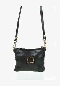 Campomaggi - PICCOLA - Across body bag - black - 0