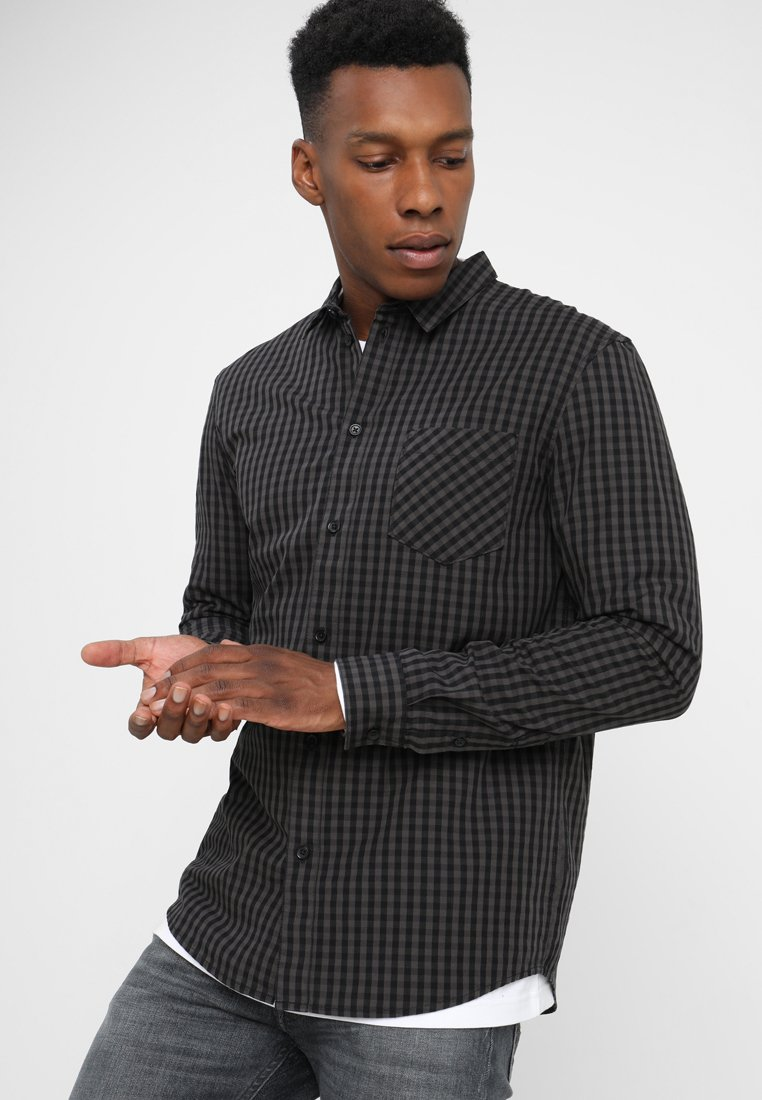 Pier One - Camisa - dark gray