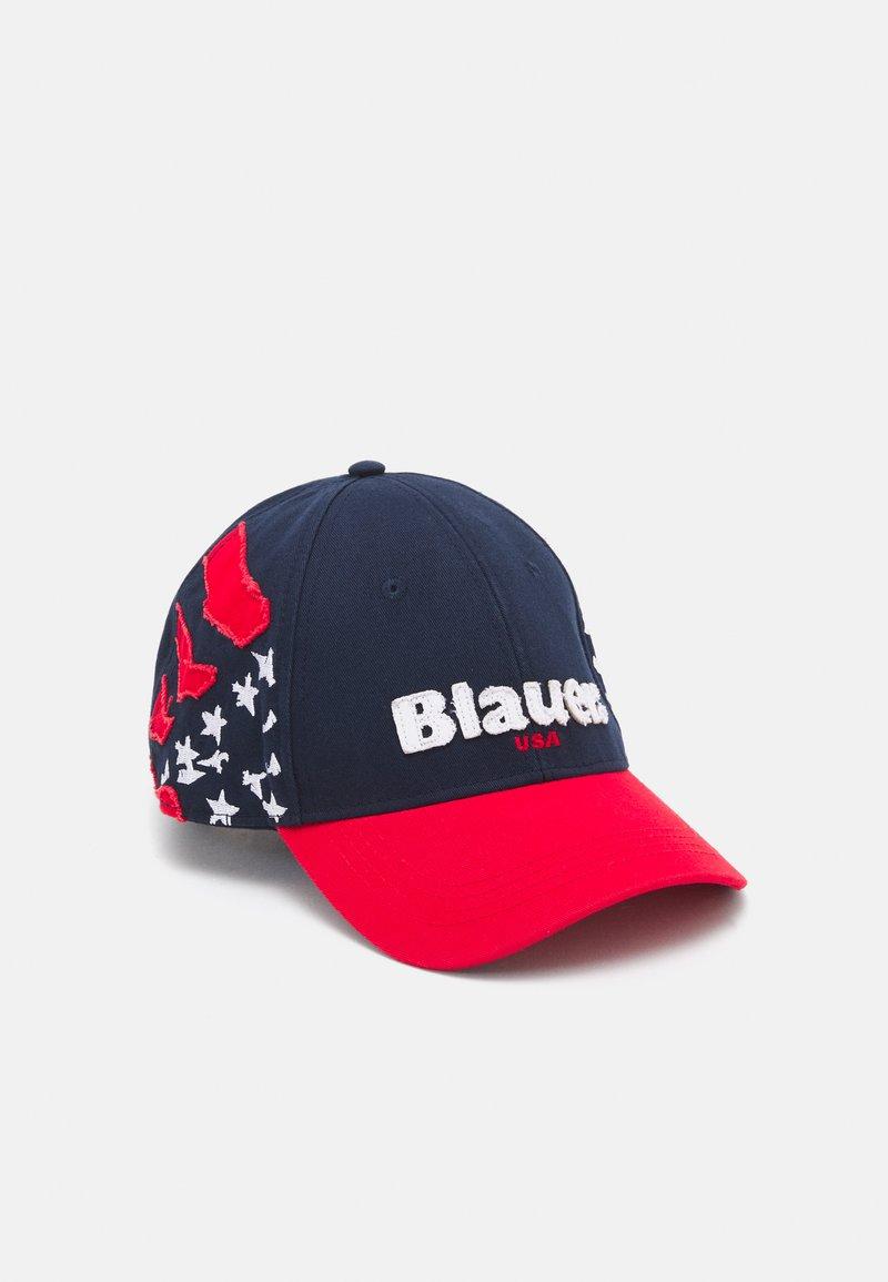 Blauer - BASEBALL AMERICAN STYLE UNISEX - Kšiltovka - dark navy