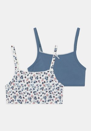 2 PACK - Bustier - white pebble