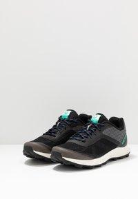 Merrell - SKYFIRE - Trail running shoes - black - 2