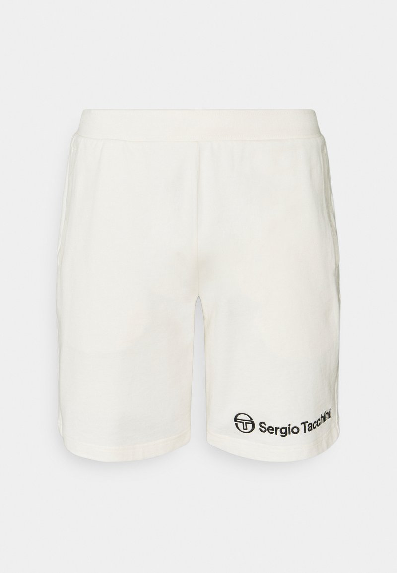 Sergio Tacchini - ASIS SHORT - Pantaloncini sportivi - blanc de blanc