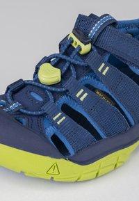 Keen - NEWPORT - Walking sandals - dark blue - 5