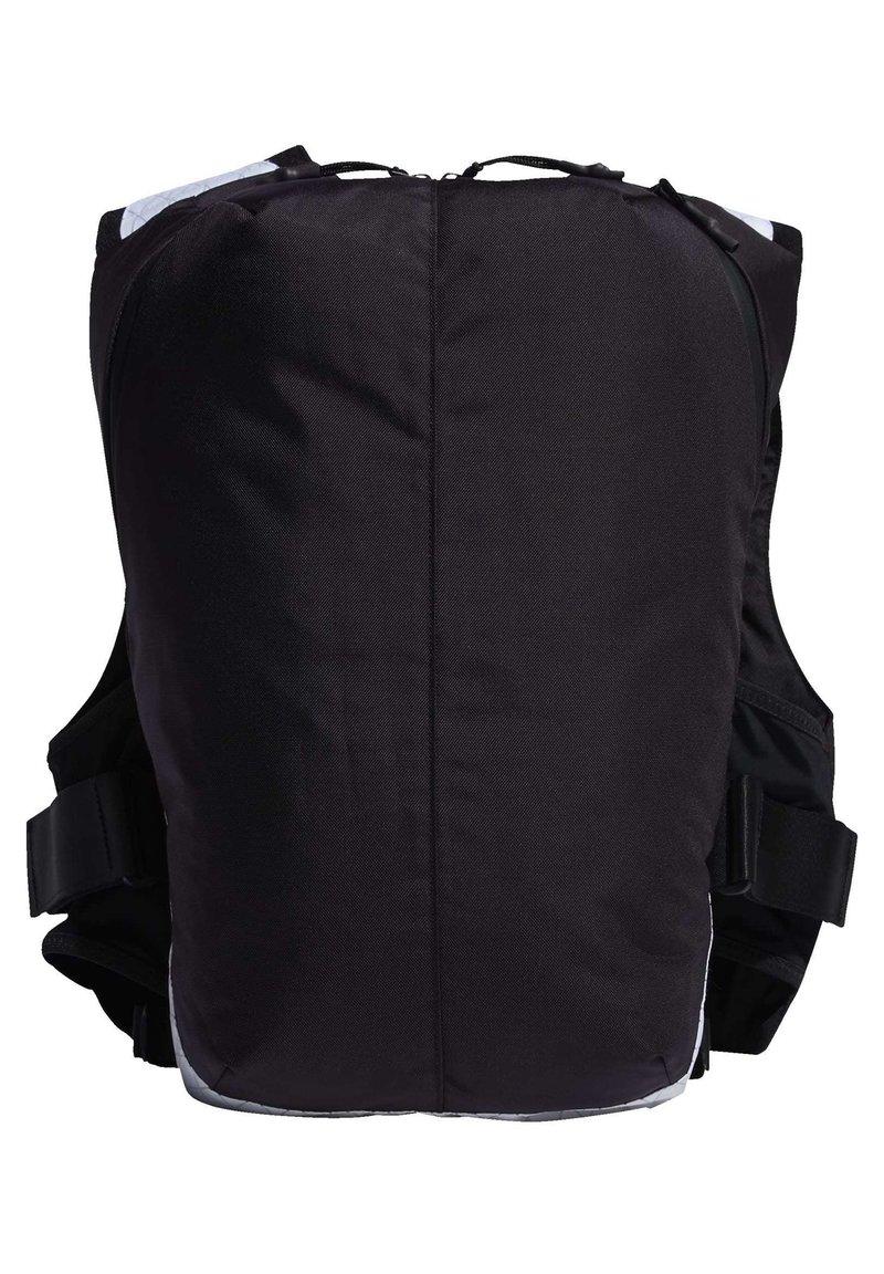 adidas Performance - 4CMTE PRIME VEST BACKPACK - Reppu - black