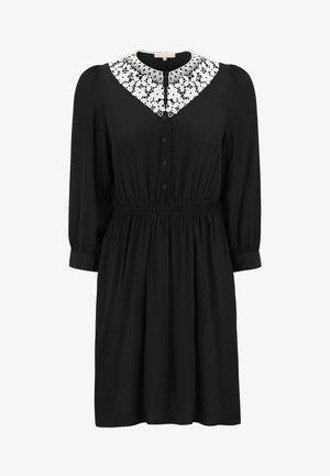 JUDITH - Day dress - black