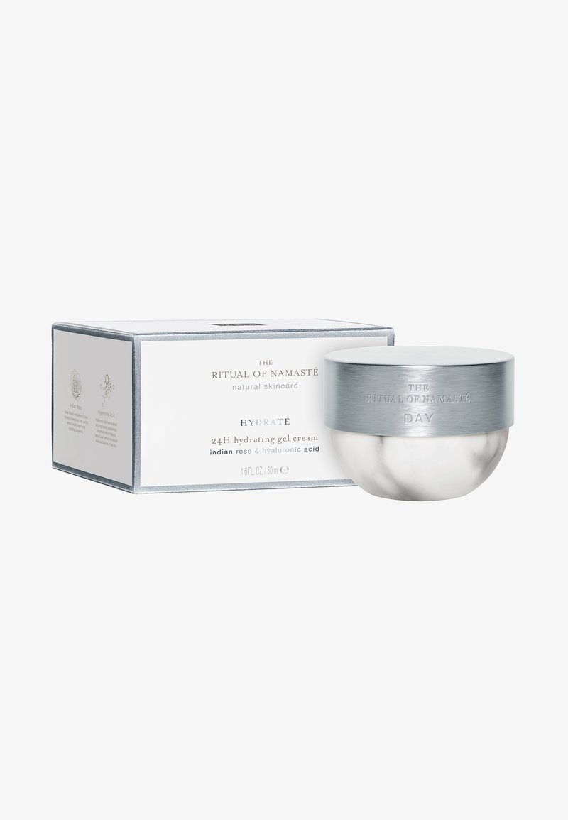 Rituals - THE RITUAL OF NAMASTÉ HYDRATING GEL CREAM - Face cream - -
