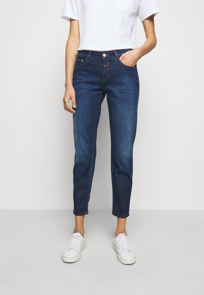 CLOSED - BAKER - Jeans Skinny Fit - dark blue