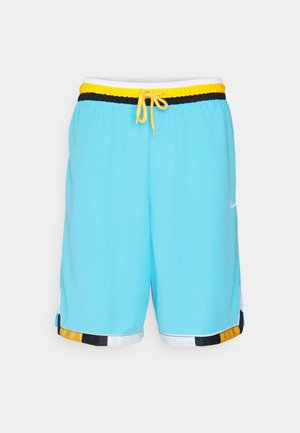 DNA SHORT  - Sports shorts - baltic blue/pale ivory