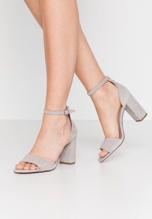 SILVANA EVO - Sandals - light grey