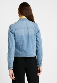ONLY - ONLTIA JACKET - Džínová bunda - light blue denim - 2