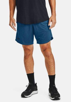 TRAINING SHORTS - Sports shorts - graphite blue