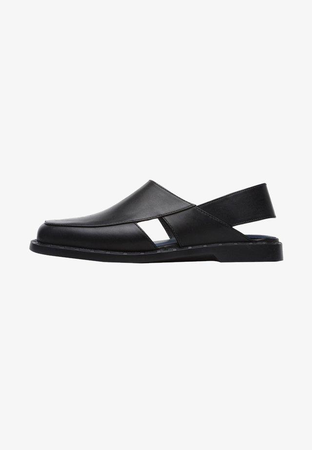 TWINS - Sandalen - schwarz