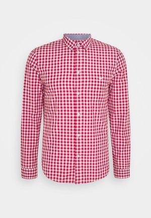 Camicia - red/white