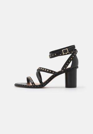 KATHAR - Sandals - black