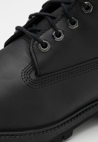 "Timberland - 6"" PREMIUM BOOT - Snörstövletter - black - 5"