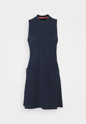FARLEY DRESS - Sports dress - navy blazer