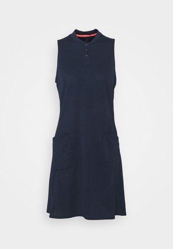 FARLEY DRESS - Sports dress - navy blazer