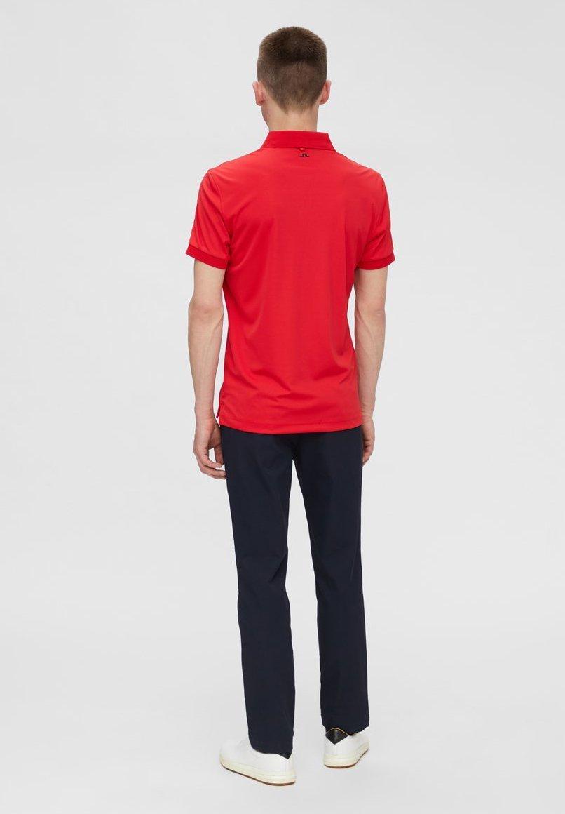 J.LINDEBERG SLIM FIT - Sports shirt - red bell Scyn5