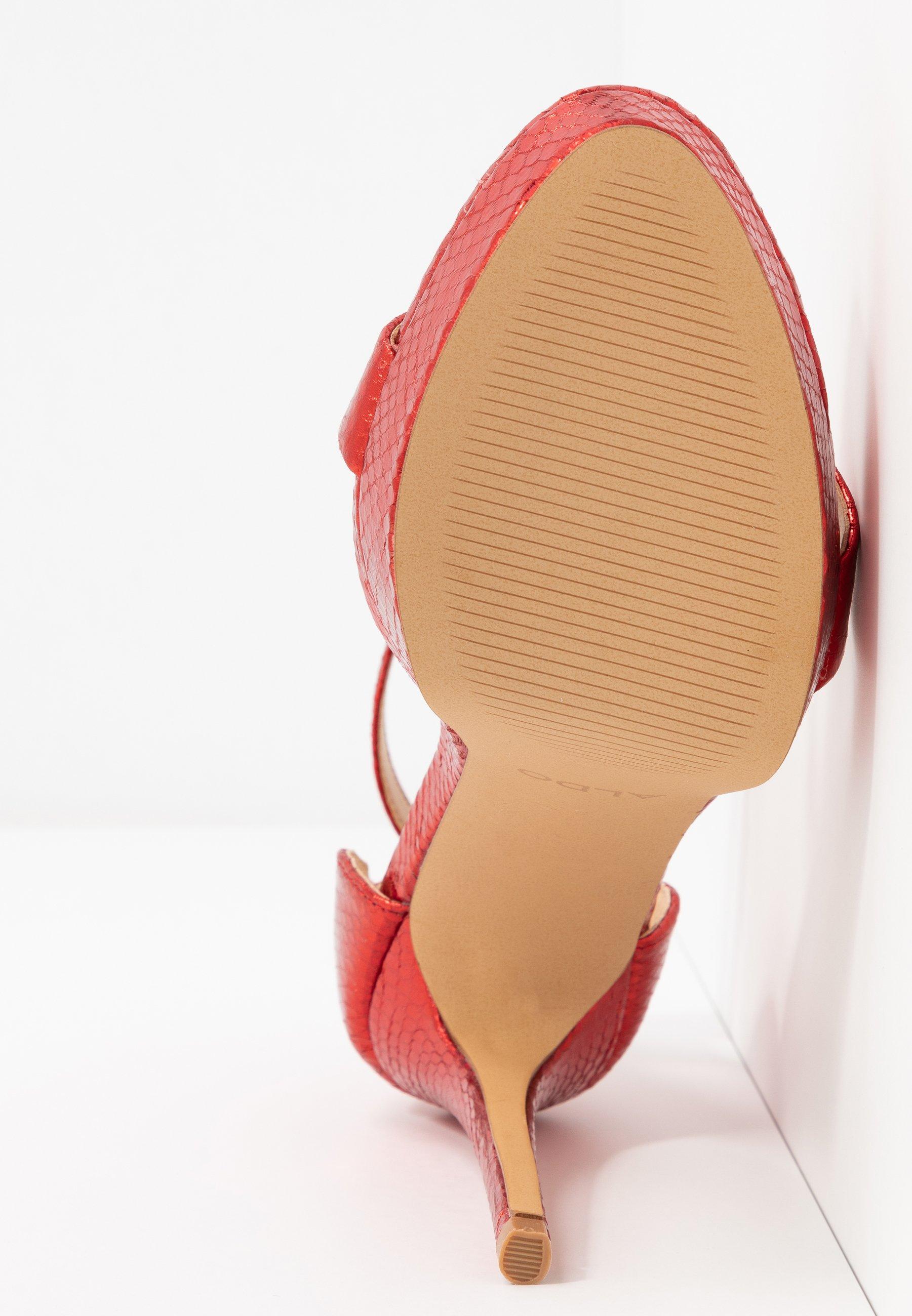 ALDO MADALENE Sandaletter other red