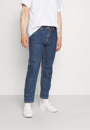 SALT AND PEPPER - Jeans Straight Leg - stone wash denim