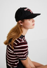 Reebok Classic - GRAPHIC FOOD - Cap - black - 4