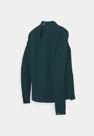 OLMNEW MALLORYBLOUSE SOLID - Button-down blouse - green gables
