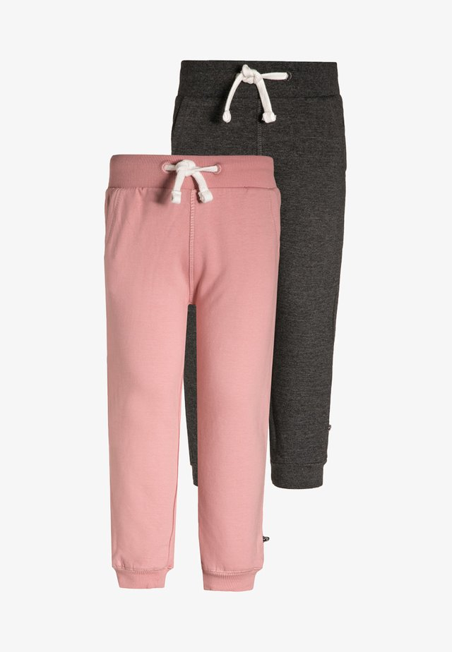 2 PACK - Pantalon de survêtement - blusher