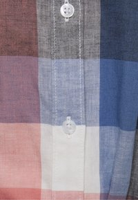 Barbour - TERN CHECK DRESS - Sukienka koszulowa - oyster pink - 7