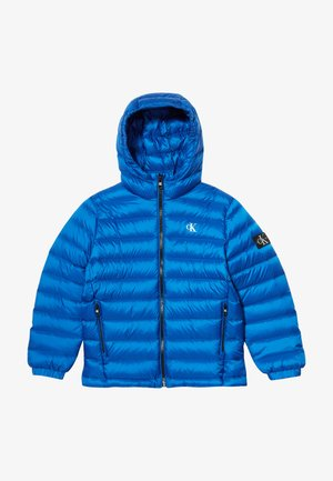 Down jacket - blue