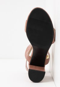 4th & Reckless - ADRIANNA - High heeled sandals - blush - 6