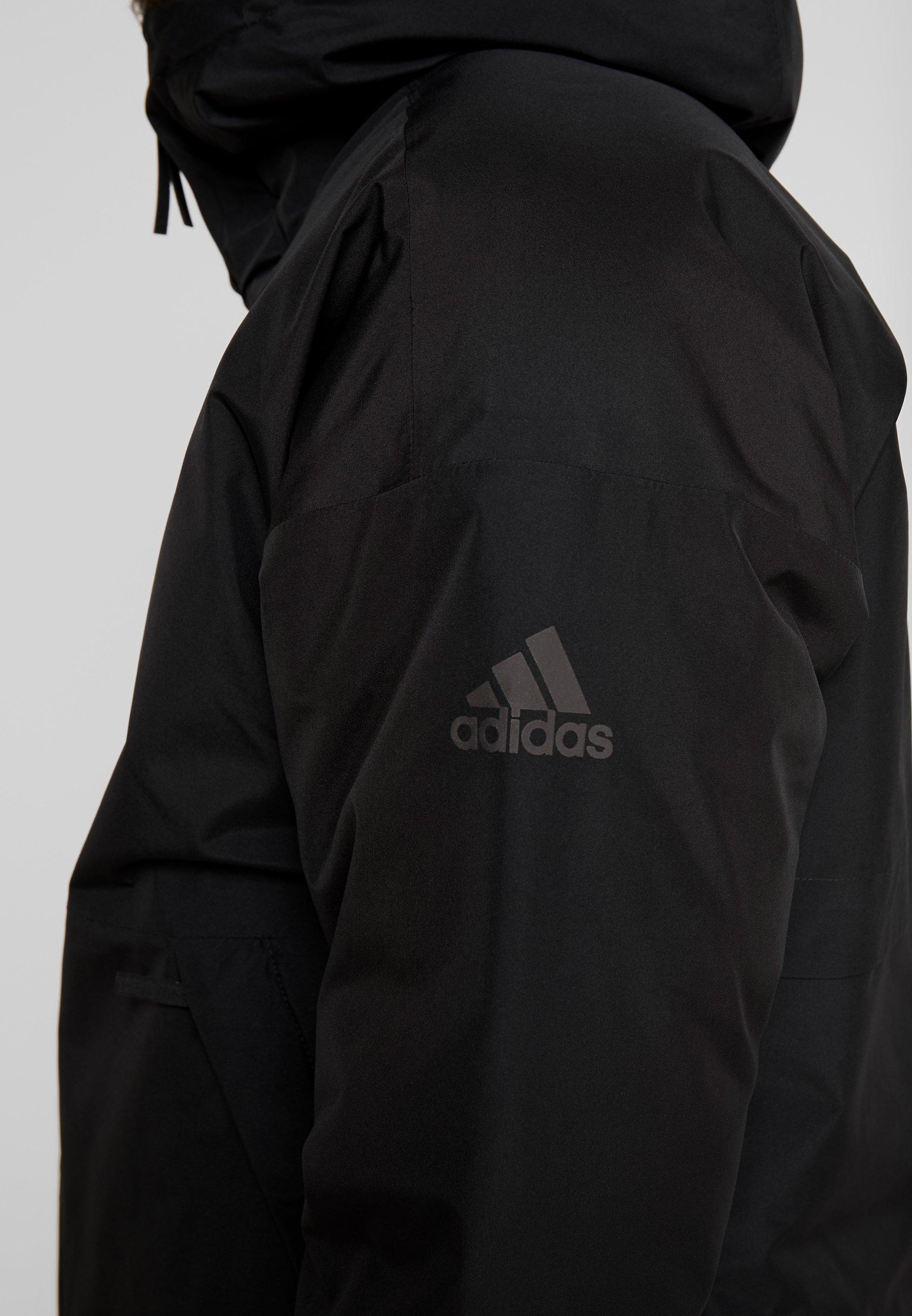 Adidas Performance Urban Insulated Rain Jacket - Regenjacke / Wasserabweisende Jacke Black
