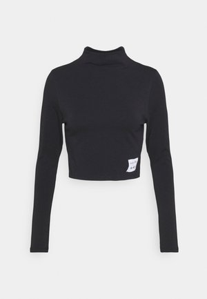LIA - Long sleeved top - black