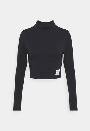 LIA - Camiseta de manga larga - black