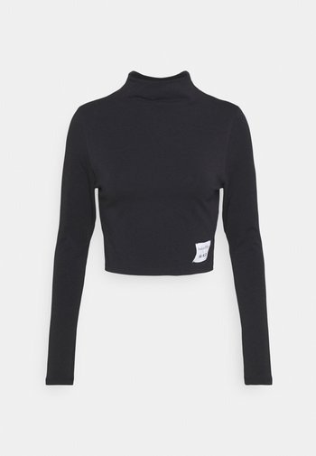 LIA - Long sleeved top - black