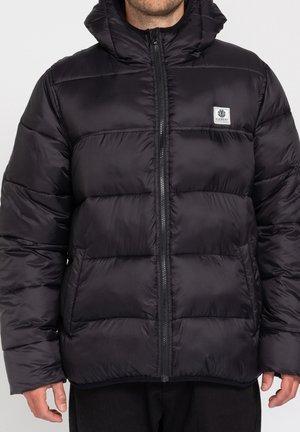 ALDER AVALANCHE - Winter jacket - flint black