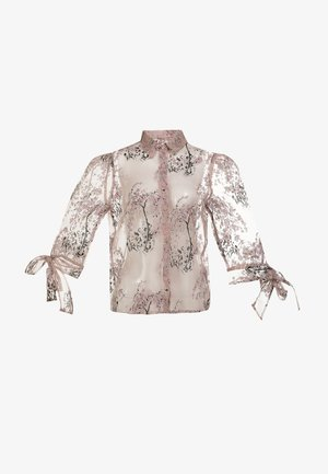 Camisa - rosa champagner